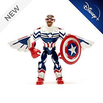 Disney Store Marvel Toybox Captain America Action Figure