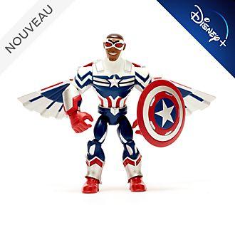 Disney Store Figurine Captain America articulée Marvel Toybox