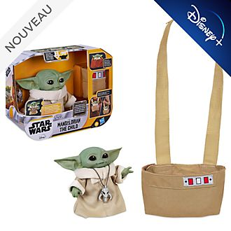 Hasbro Peluche L'Enfant animatronique, Star Wars