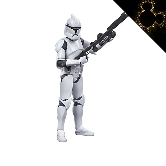 Hasbro Figurine Soldat clone PhaseI articulée 15cm, Star Wars: The Black Series