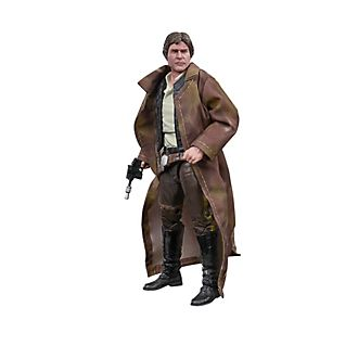 Hasbro Han Solo (Endor) 6'' The Black Series Action Figure