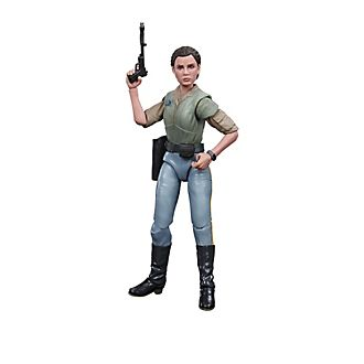Hasbro Princess Leia Organa (Endor) 6'' The Black Series Action Figure