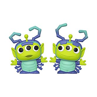 Funko Tuck and Roll Alien Remix Pop! Vinyl Figures