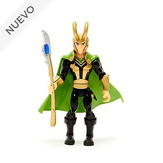 Muñeco acción Loki, Marvel Toybox, Disney Store