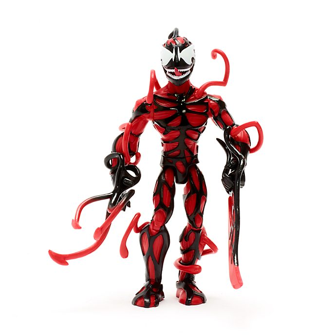 Disney Store Marvel Toybox Carnage Action Figure