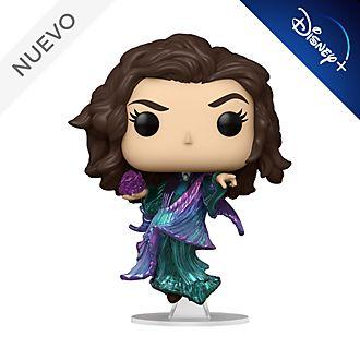 Funko Pop! figura vinilo Agatha Harkness, Bruja Escarlata y Visión