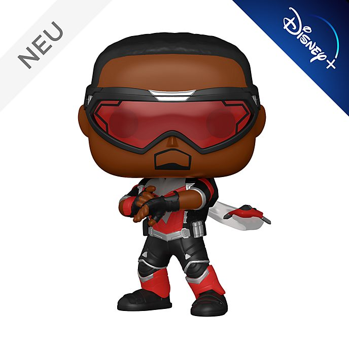 Funko - The Falcon and The Winter Soldier - Winter Soldier Pop! Vinylfigur