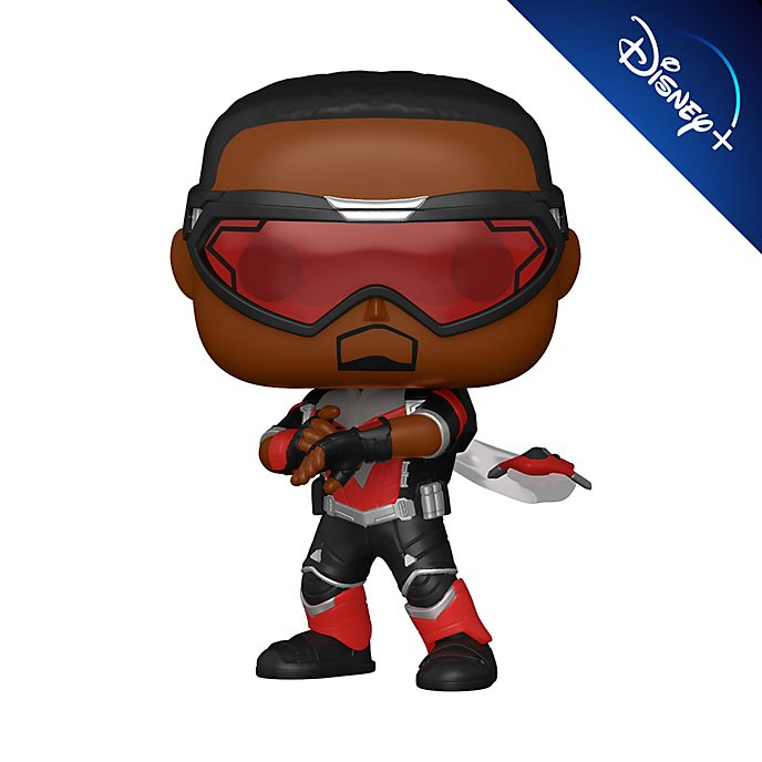 Funko Falcon Pop! Vinyl Figure, The Falcon and The Winter Soldier