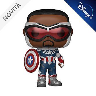 Personaggio Captain America Funko Pop! Vinyl, The Falcon and The Winter Soldier