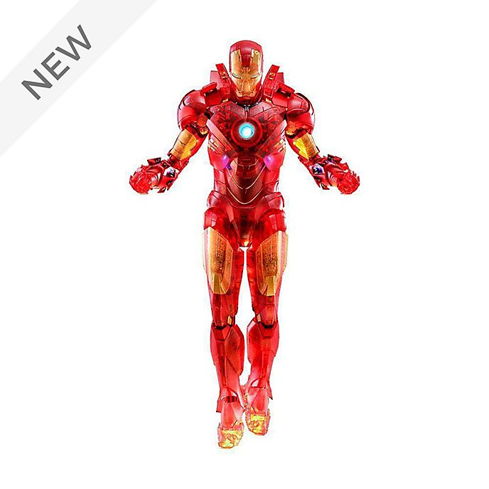 Iron Man Mark IV Holographic Sixth Scale Collectible Figure