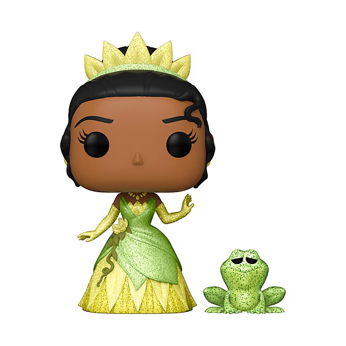 Funko - Prinzessin Tiana und Naveen - Sonderedition - Pop! Vinylfiguren