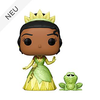 Funko - Prinzessin Tiana und Naveen - Sonderedition - Pop! Vinylfiguren