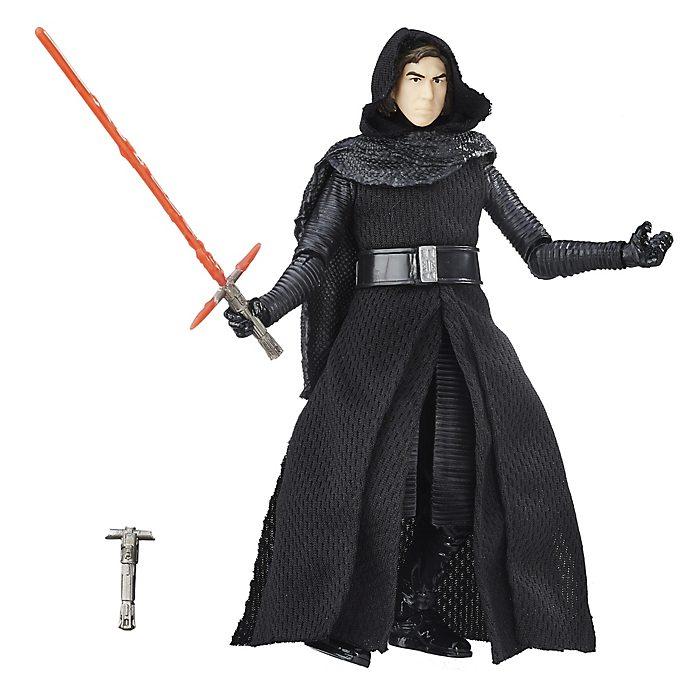 Figurine Kylo Ren sans masque de La Série Noire, Star Wars : Le Réveil de la Force