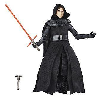 Muñeco Kylo Ren desenmascarado serie Black, Star Wars VII: El despertar de la Fuerza