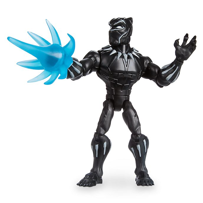 Muñeco de acción Black Panther, Marvel Toybox