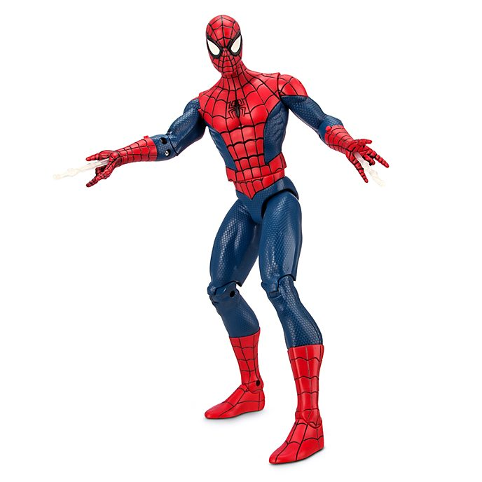 Disney Store Spider-Man Talking Action Figure