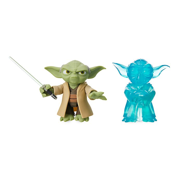 Disney Store - Star Wars Toybox - Yoda Actionfigur