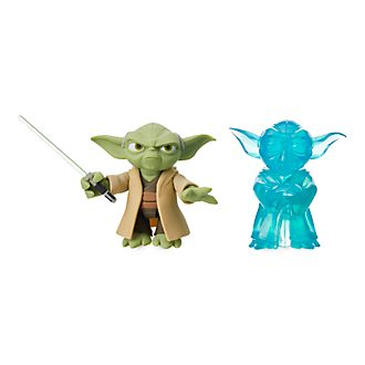 Disney Store Star Wars Toybox Yoda Action Figure