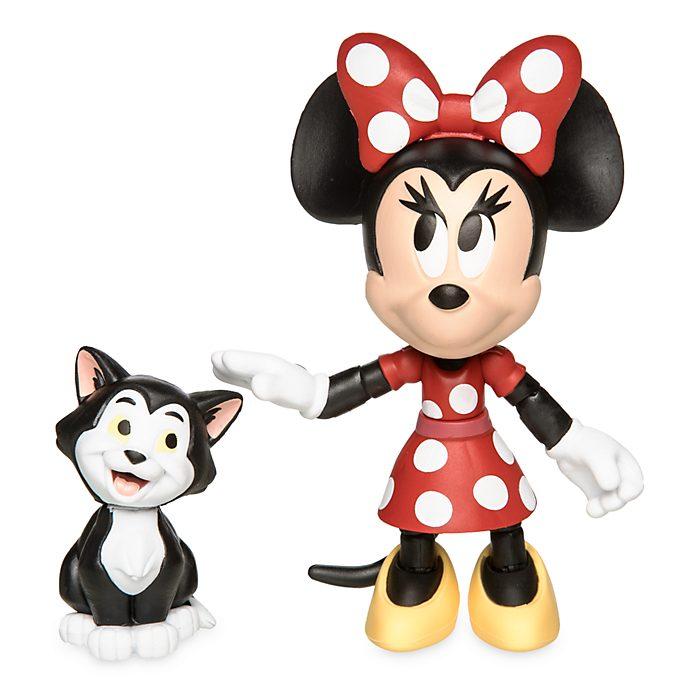 Disney Store Figurine Minnie articulée, Disney Toybox