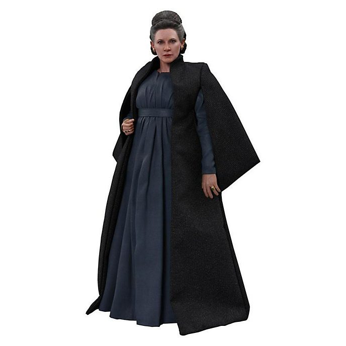 Hot Toys Figurine collector Leia Organa, Star Wars : Les Derniers Jedi