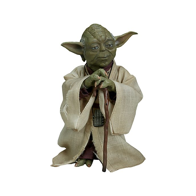 Sideshow Collectibles Yoda Collectible Figure, Star Wars: The Empire Strikes Back