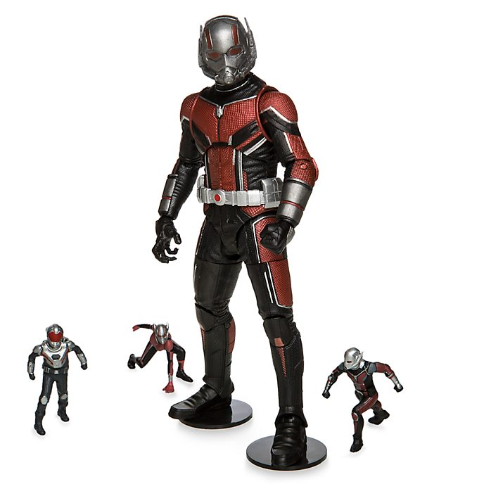 Action figure da collezione Ant-Man Marvel Select