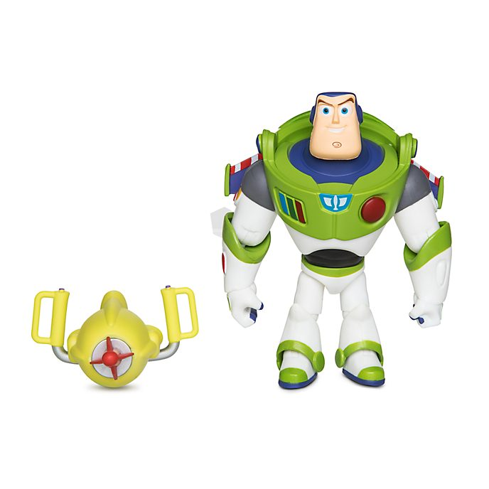 Disney Store Disney Pixar ToyBox Buzz Lightyear Action Figure