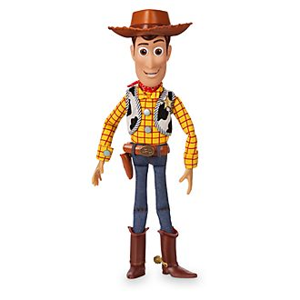 Disney Store - Woody - Sprechende Actionfigur