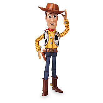 Figura de acción con voz Woody, Disney Store