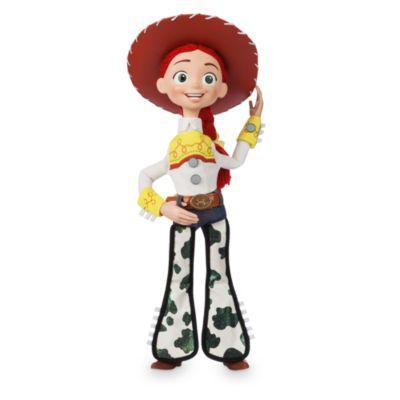Disney Store Jessie Interactive Talking Action Figure - shopDisney UK