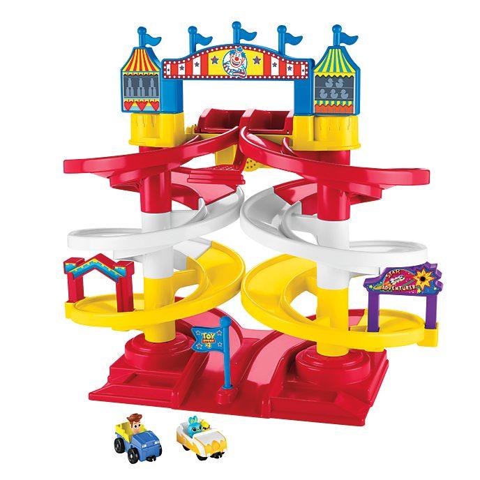 Mattel Pista a spirale di carnevale Toy Story 4