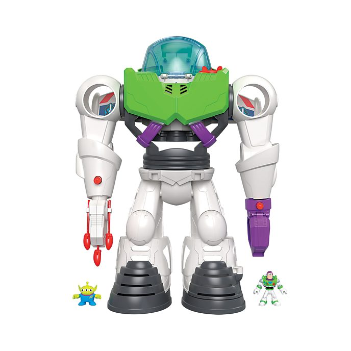 Imaginext Robot Buzz Lightyear, Toy Story 4