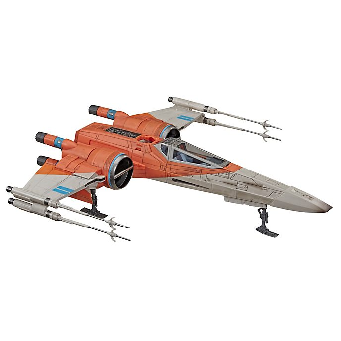 Hasbro coleccionable caza Ala-X, Poe Dameron, Star Wars