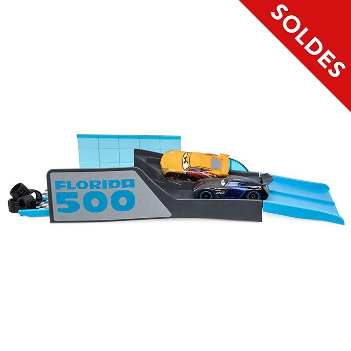 Disney Store Mini Coffret de cascades Florida500, Disney Pixar Cars