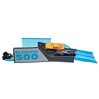 Disney Store Mini Coffret de cascades Florida 500, Disney Pixar Cars