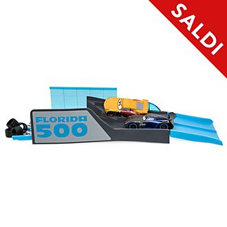 Set da gioco mini stunt Florida 500 Disney Pixar Cars, Disney Store