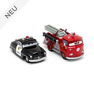 Disney Store - Sheriff und Red - Die Cast-Autos, 2er Pack