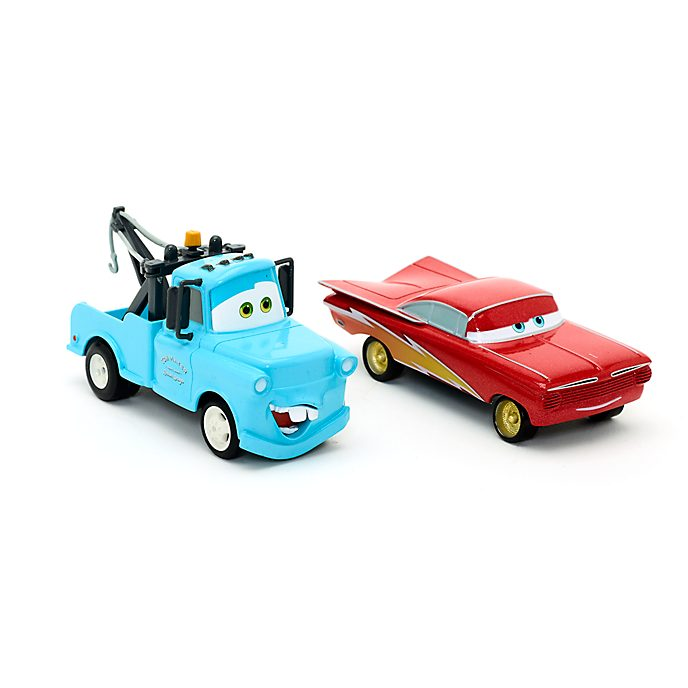 Disney Store Mater and Ramone Die-Cast Twin Pack