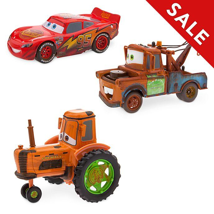 Disney Store - Disney Pixar Cars - Radiator Springs - Die Cast-Set