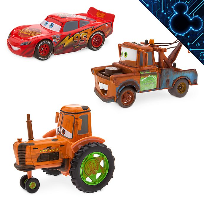 Set di macchinine assortite Disney Pixar Cars Radiator Springs Disney Store