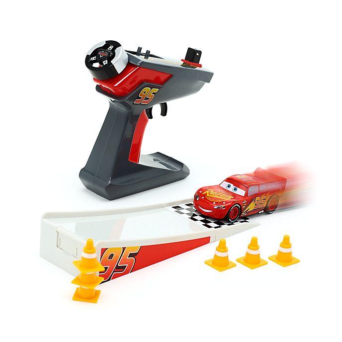 Disney Store Lightning McQueen Remote Control Car