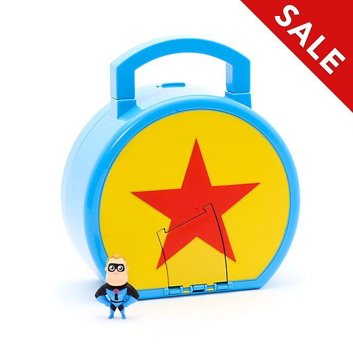 Mattel Minis World of Pixar Playset