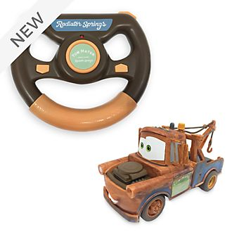 Disney Store Mater 6'' Remote Control Car