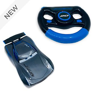 Disney Store Jackson Storm 6'' Remote Control Car