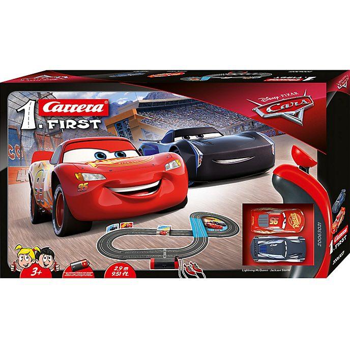 Set de juego carreras Disney Pixar Cars Carrera First