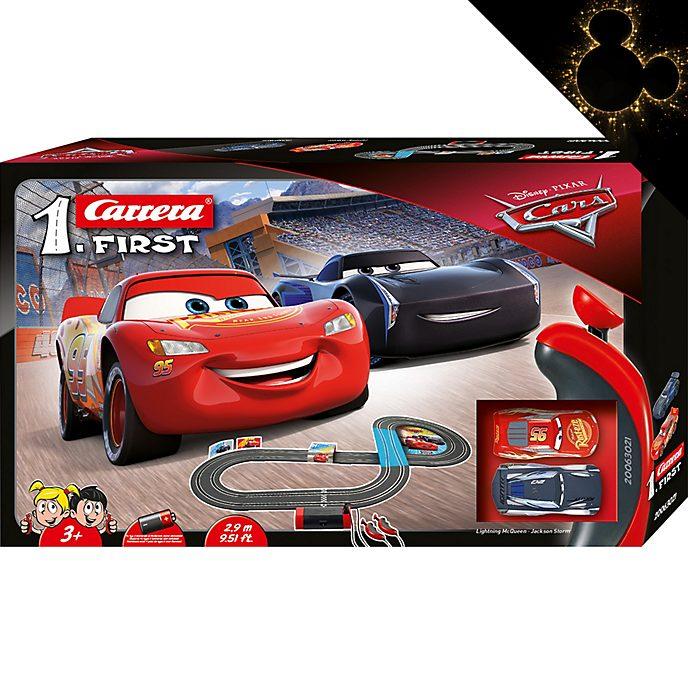 Carrera First Circuit de voitures Disney Pixar Cars