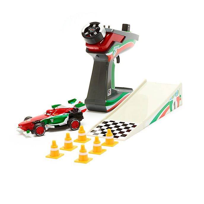 Disney Store Francesco Bernoulli Remote Control Car