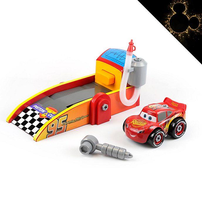 Set juego taller mecánico Rayo McQueen, Disney Store