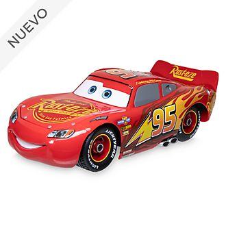 Coche teledirigido para montar y competir Rayo McQueen, Disney Store