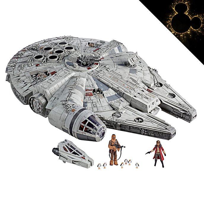 Hasbro Star Wars Vaisseau électronique Millennium Falcon Smuggler's Run